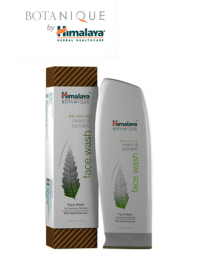 Limpiador facial botanique - Purificante de  Neem y cúrcuma - 150ml