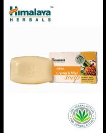 Jabón hidratante de crema y miel - 75gr