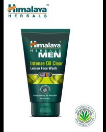 Limpiador facial hombre - Intensivo aceite de limón - 100 ml
