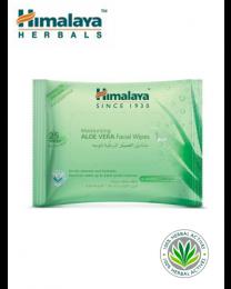 Toallitas faciales hidratantes  de Aloe vera - 25 unidades