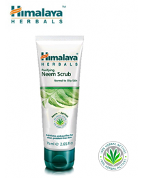 Exfoliante facial de neem - 75ml