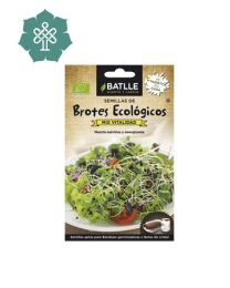 Mix Vita Plus Brotes bio para germinar Batlle