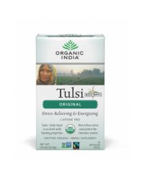 Infusión Tulsi Original  India 18 Bolsas