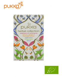 Infusión Pukka  herbal collection 20 sachets
