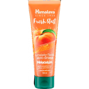 Fresh Start Limpiador Facial de Melocotón  100ml