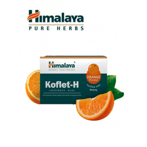 Pastillas Koflet-H Garganta, Orange 2x6`s